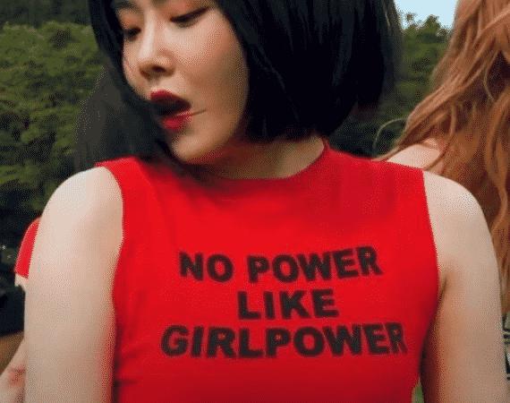 Difunden información de que Yuna de Brave Girls es una feminista
