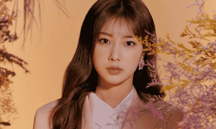 Kang Hye Won de iz*one