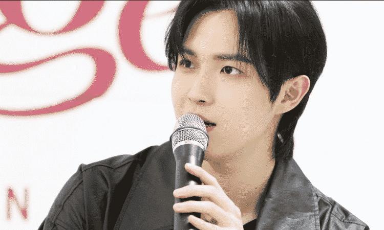Kim Jae Hwan cancela su concierto presencial ante aumento de casos de COVID-19