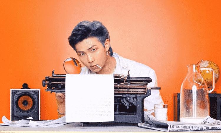 RM de BTS nueva musica bts
