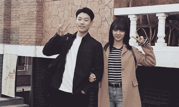 Hyeri de Girls Day revela todo el apoyo que recibió de su novio Ryu Jun Yeol