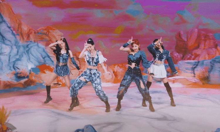 Las nuevas 'Rookie Monster', aespa, dicen que aún se siente irreal
