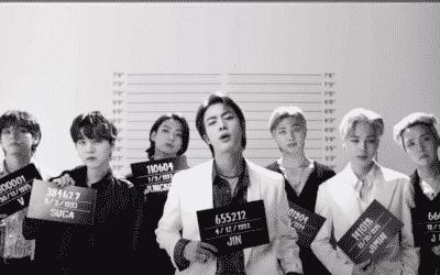 'Butter' de BTS encabeza por 7ma semana consecutiva 'Hot 100' de Billboard