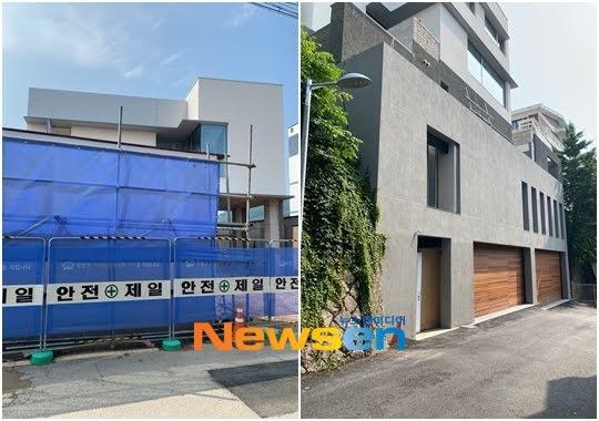 Song Joong Ki criticado por construcción ilegal y afectar a vecinos