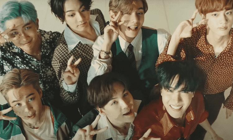 BTS es el primer acto coreano en unirse al 'Billions Club Spotify'