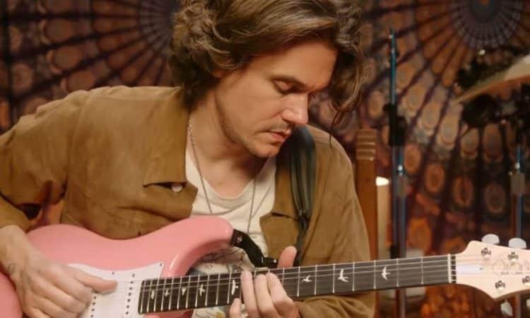 John Mayer le envía un increíble regalo a Rosé de BLACKPINK