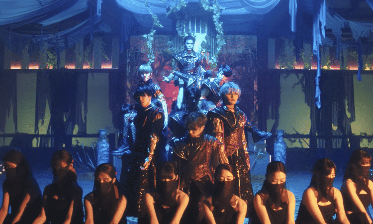 El grupo rookie KINGDOM es #1 en iTunes en México y Estados Unidos