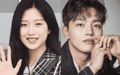 Moon Ga Young y Yeo Jin Goo protagonizarían nuevo romance