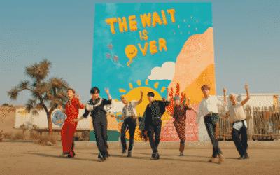 'Permission to Dance' de BTS toma el primer lugar de 'Hot 100' de Billboard
