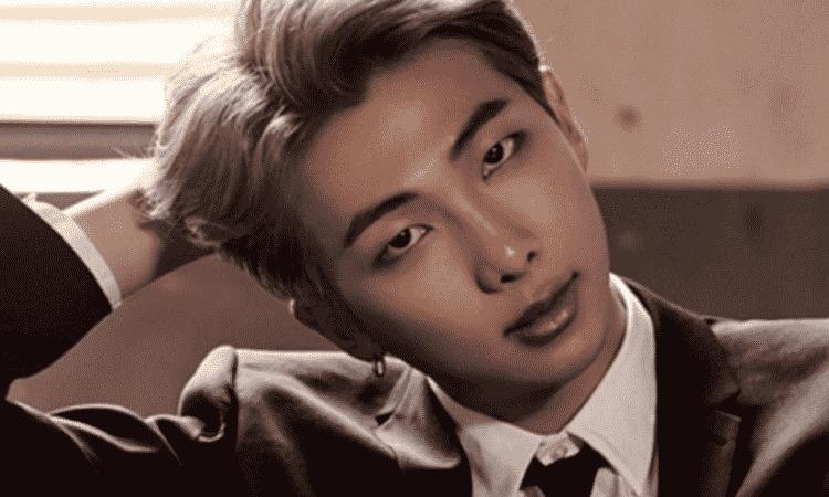 RM de BTS es el artista más joven con más canciones registradas en el KOMCA