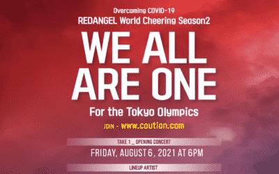 Estos artistas de Kpop se unen al concierto 'WE ALL ARE ONE' de los Juegos Olímpicos de Tokio