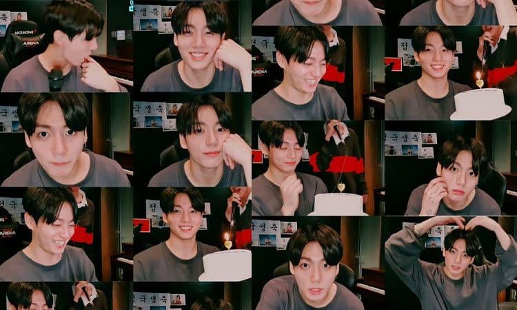 Cumpleaños numero 25 de jungkook