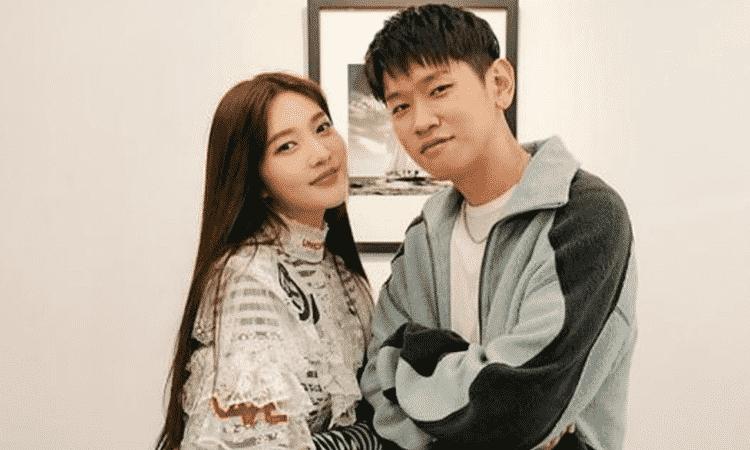 Joy de Red Velvet y Crush revelan que están saliendo