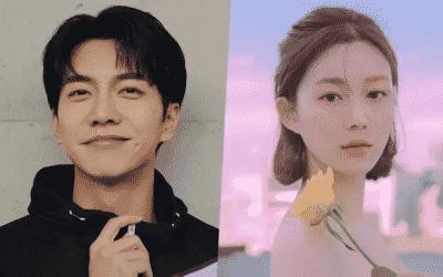 Fans sospechan que Lee Seung Gi y Lee Da In terminaron su relación