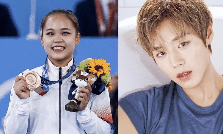 Tokio 2020: Park Ji Hoon felicita a la gimnasta ganadora de bronce Yeo Seo Jeong