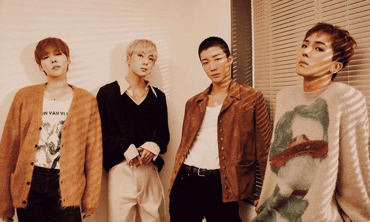 WINNER renueva contrato con YG Entertainment