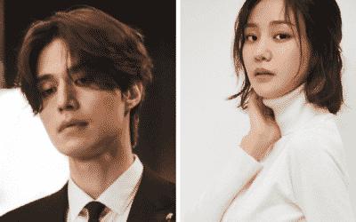 ¡Es oficial! Lee Dong Wook y Han Ji Eun estarán en el drama 'Bad and Crazy'
