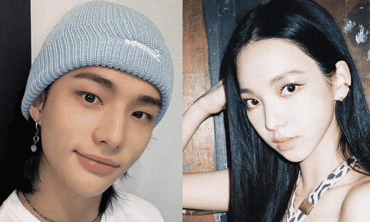 Estallan rumores de citas entre Hyunjin de Stray Kids y Karina de aespa
