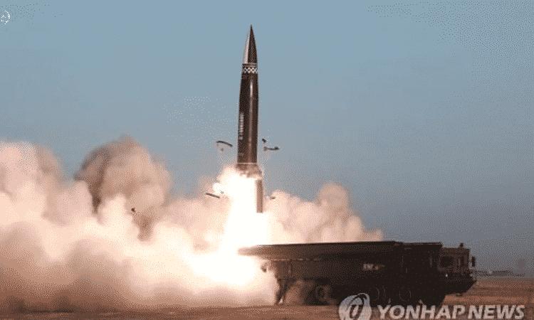 Corea del Sur y Norte realizan pruebas con misiles y la tensión crece en la península